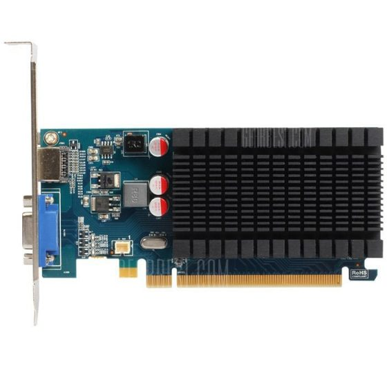 italiaunix-Yeston R5 230 1GB DDR3 64 Bit Gaming Graphics Card