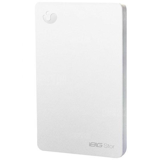italiaunix-iBIG Stor XLWUWH1000101 2.5 inch 1TB Wireless Hard Drive