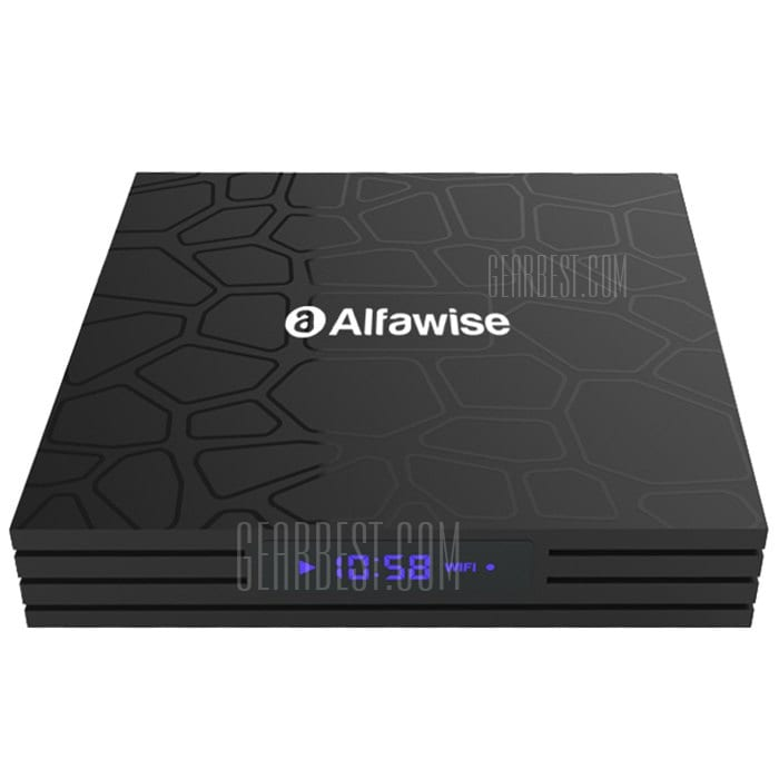 italiaunix-Alfawise T9 TV Box  Gearbest