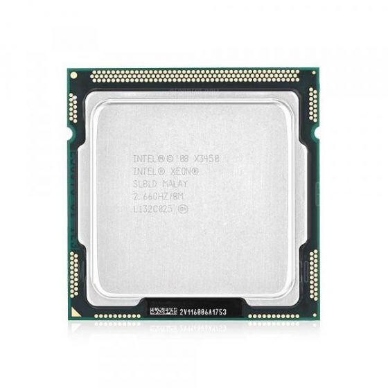 italiaunix-CPU Intel Xeon X3450 Central Processing Unit