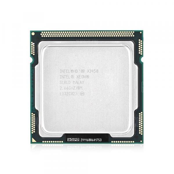 italiaunix-CPU Intel Xeon X3450 Central Processing Unit