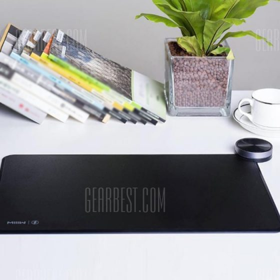 italiaunix-MIIIW Wireless Rechargeable Smart Mouse Pad from Xiaomi youpin
