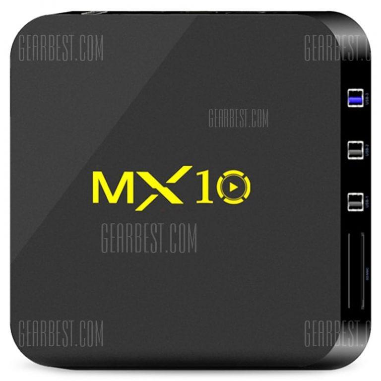 italiaunix-MX10 TV Box