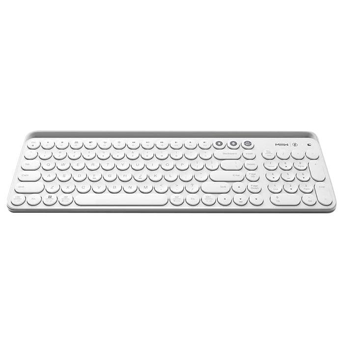 italiaunix-MIIIW MWBK01 2.4GHz Wireless Bluetooth Keyboard ( Xiaomi Ecosystem Product )  Gearbest
