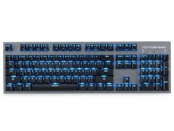 italiaunix-Motospeed GK89 2.4GHz Wireless / USB Wired Mechanical Keyboard  Gearbest