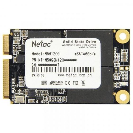 italiaunix-NETAC N5M SSD interno a stato solido da 120 GB