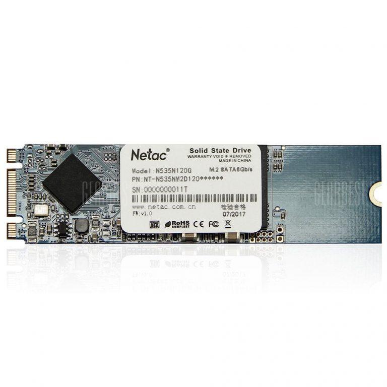 italiaunix-Netac N535N M.2 120GB Solid State Drive