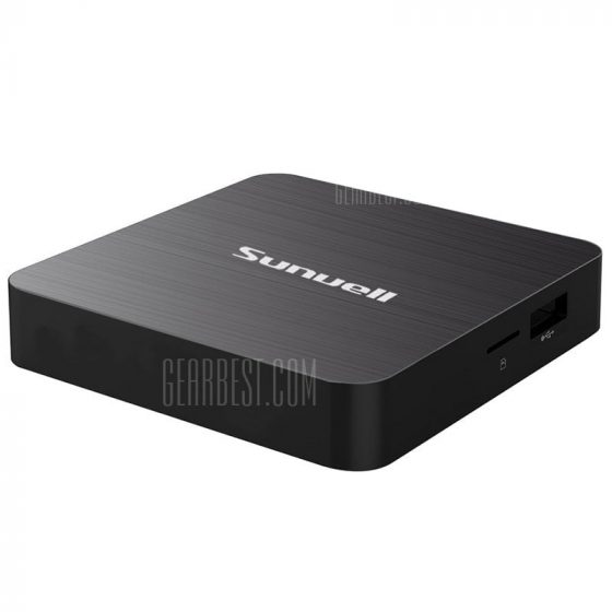 italiaunix-Sunvell H3 2GB RAM + 16GB ROM TV Box