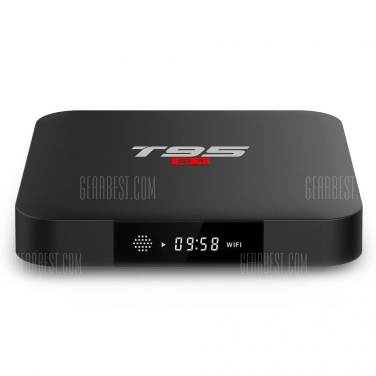 italiaunix-Sunvell T95 S1 TV Box