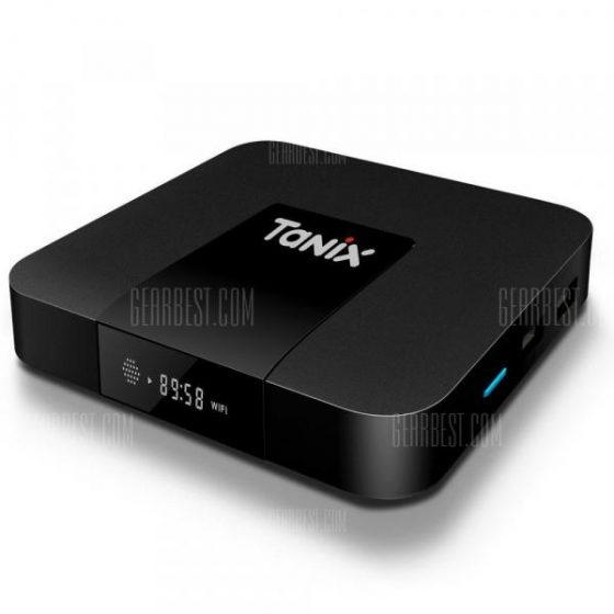 italiaunix-Tanix TX3 Mini TV Box