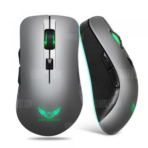 italiaunix-ZERODATE X90 Mouse Ricaricabile Wireless