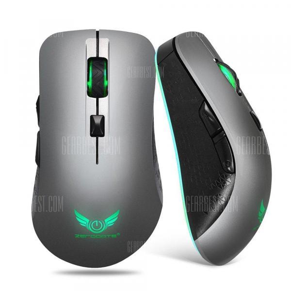 italiaunix-ZERODATE X90 Mouse Ricaricabile Wireless