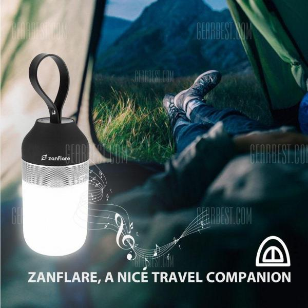 italiaunix-Zanflare Portable Outdoor Smart Speaker Light