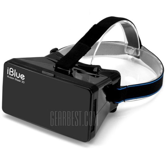 italiaunix-iBlue Universal 3D 360 Mobile VR Headset