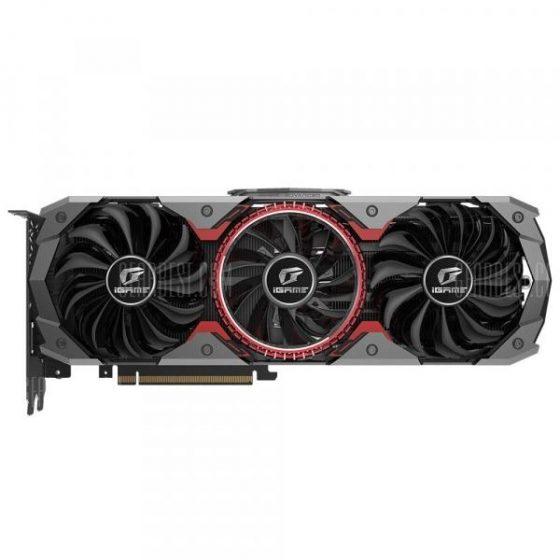 italiaunix-iGame GeForce RTX 2080 Ti Scheda Grafica Avanzata per Giochi OC