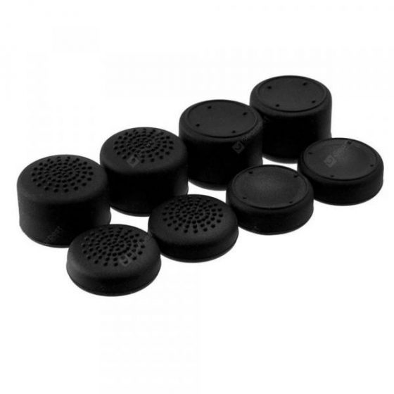 italiaunix-8PCS Controller Joystick Thumb Stick Grip Cap Cover for PS4/PS3/Xbox One  Gearbest
