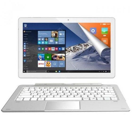 italiaunix-ALLDOCUBE iWork 10 Pro 2 in 1 Tablet PC with Keyboard  Gearbest