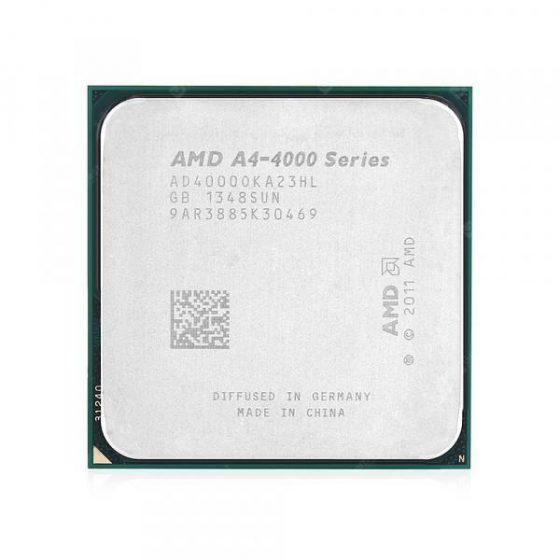 italiaunix-AMD A4 - 4000 CPU with HD8470D Graphics