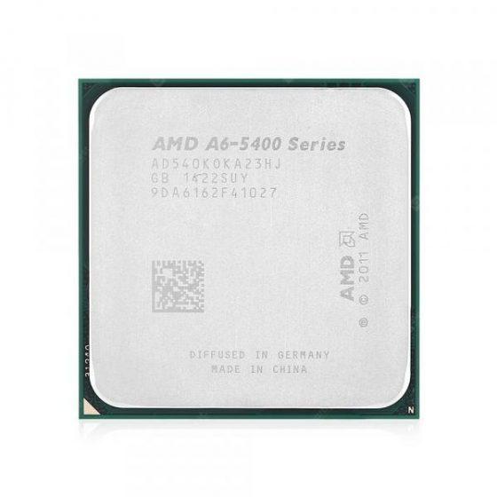 italiaunix-AMD A6 - 5400 Central Processing Unit CPU