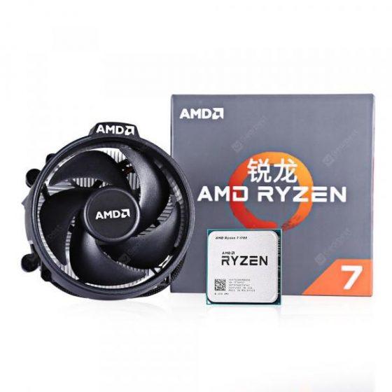 italiaunix-AMD RYZEN 7 1700 8-core Socket AM4 Processor