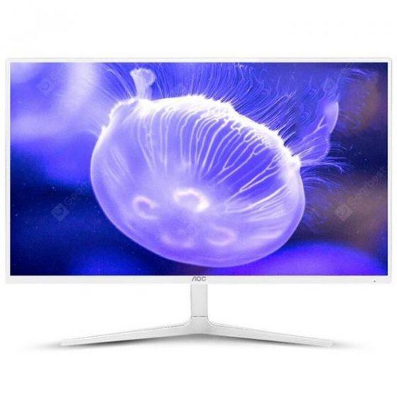 italiaunix-AOC Q3208VWG 32 inch Ultra-thin Screen Display LCD Monitor 2k with Tempered Glass