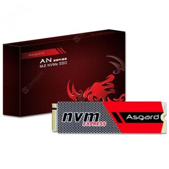 italiaunix-Asgard AN 256G M.2 Interface NVMe Protocol SSD