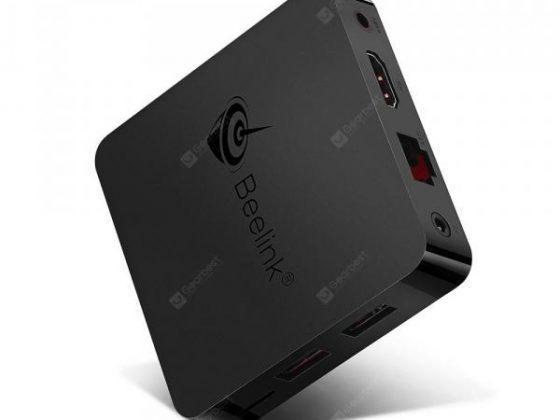 italiaunix-Beelink GT1 MINI TV Box with Voice Remote  Gearbest