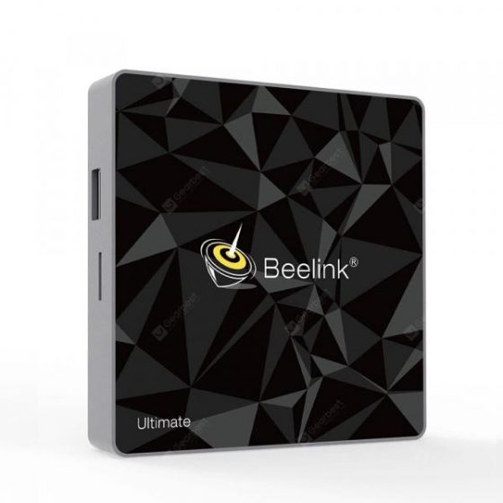 italiaunix-Beelink GT1 Ultimate 3GB DDR4 + 32GB EMMC TV Box