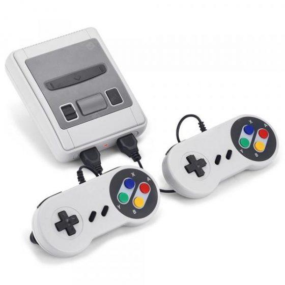 italiaunix-Built-in 620 Arcade Games Classic Mini HD TV Game Console