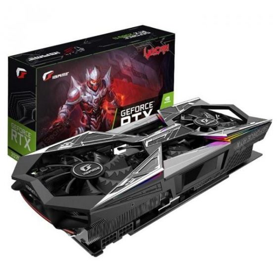 italiaunix-Colorful iGame GeForce RTX 2070 Vulcan X OC Graphics Card
