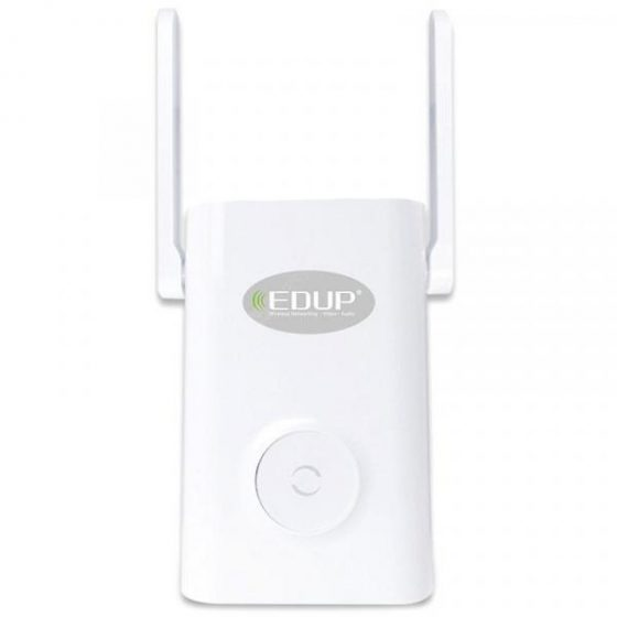 italiaunix-EDUP EP - AC2935 11AC 1200M Wall Socket WiFi Repeater Wireless Extender Signal Amplifier
