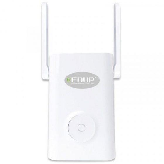 italiaunix-EDUP EP - AC2935 11AC 1200M Wall Socket WiFi Repeater Wireless Extender Signal Amplifier