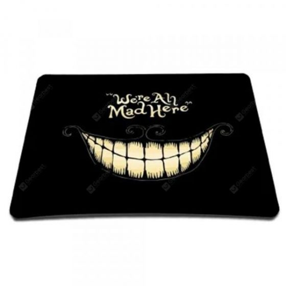 italiaunix-Fashionable Non-slip Mouse Pad for Home Office