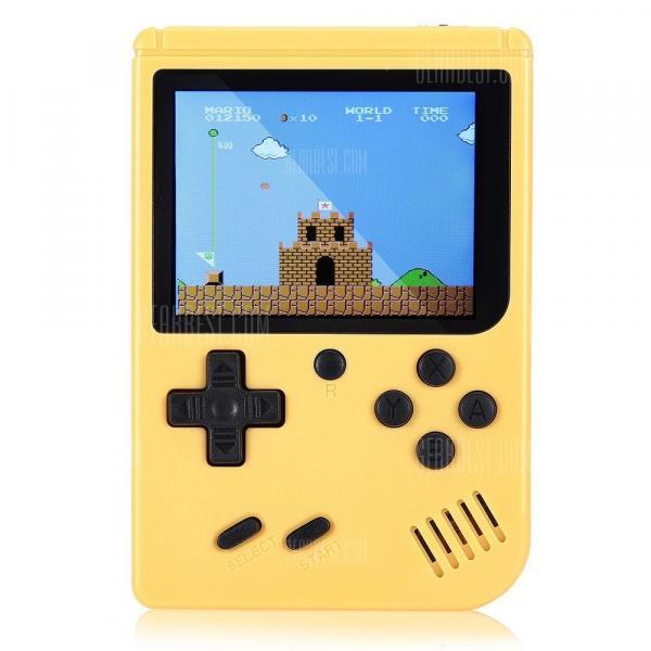 italiaunix-Gocomma 168 in 1 Nostalgic Handheld Game Console