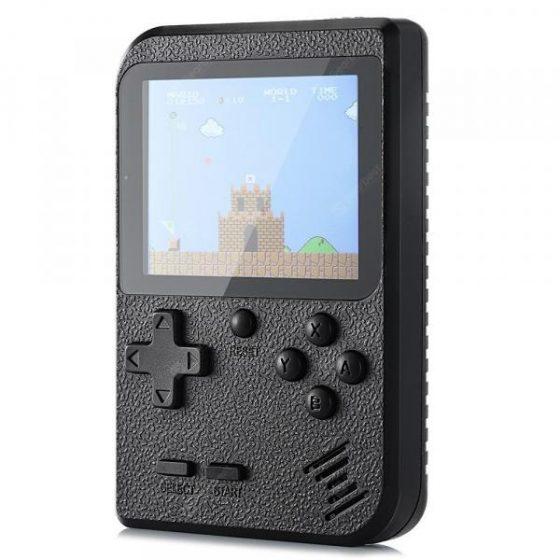 italiaunix-Gocomma Built-in 400 Classic Games Handheld Game Console