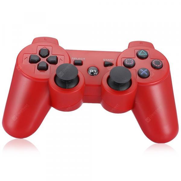 italiaunix-Gocomma PS3 Wireless Vibration Game Controller Handle