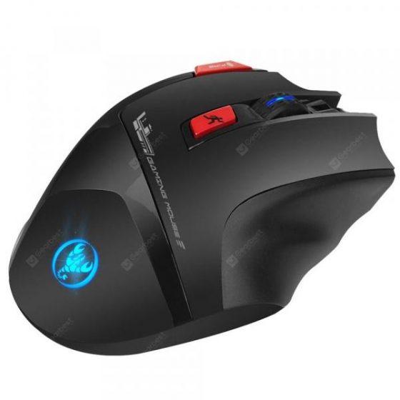 italiaunix-HXSJ T88 2.4GHz Wireless Gaming Mouse