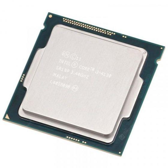 italiaunix-Intel Core i3 4130 CPU Dual Core 4 Thread / 3.4GHz / LGA1150 / 3MB L3 Cache