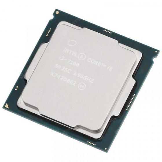 italiaunix-Intel Core i3 7100 CPU Dual Core 4 Thread / 3.9GHz / LGA 1151 / 3MB L3 Cache