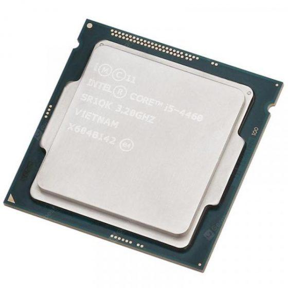 italiaunix-Intel Core i5 4460 CPU Quad Core 4 Thread / 32GHz  LGA1150