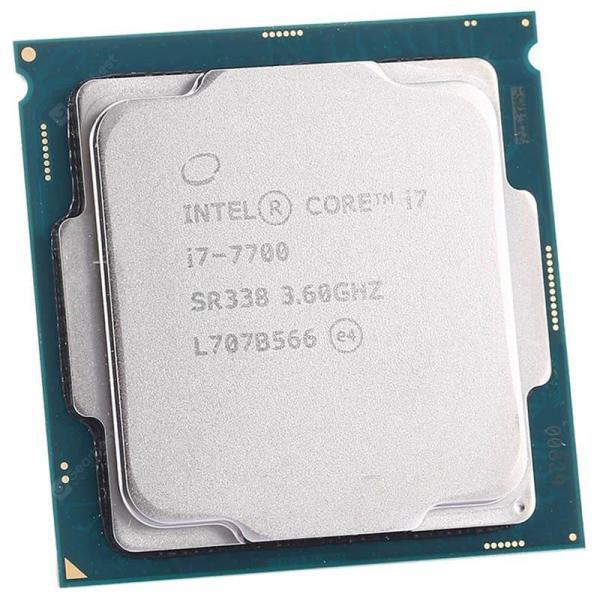italiaunix-Intel Core i7 7700 CPU Quad Core 8 Thread / 3.6GHz / 8MB Cache