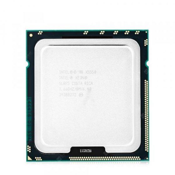 italiaunix-Intel Xeon X5550 Central Processing Unit CPU