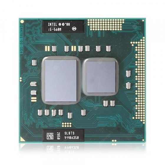 italiaunix-Original Intel i5-560M SLBTS CPU Processor