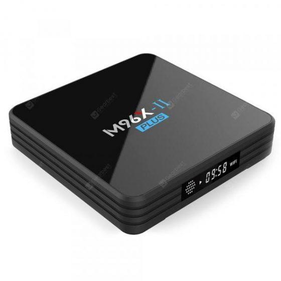 italiaunix-M96X II Plus TV Box