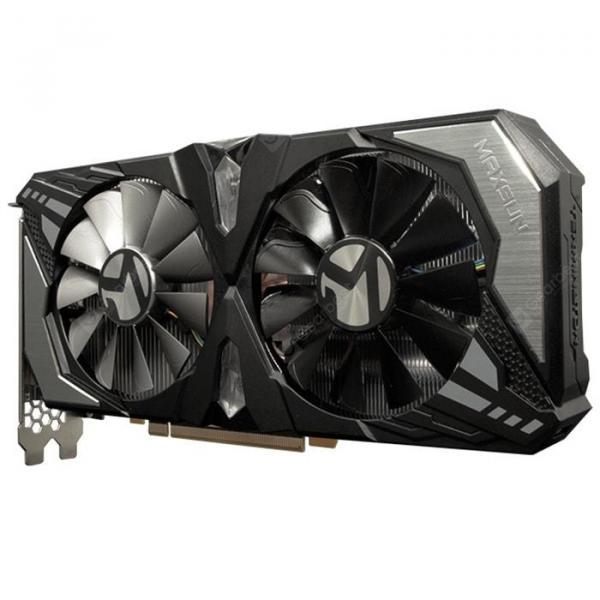 italiaunix-MAXSUN GeForce RTX 2060 Terminator 6G Nvidia Graphics Card