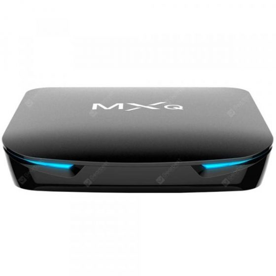 italiaunix-MXQ G12 Android 8.1 TV Box  Gearbest