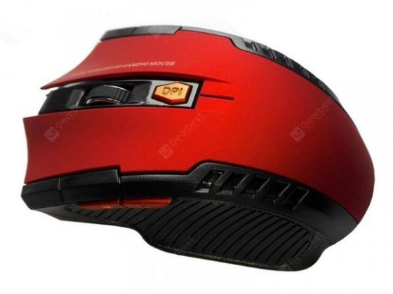 italiaunix-Mini 2.4GHz Wireless Optical Mouse Gamer  Gearbest