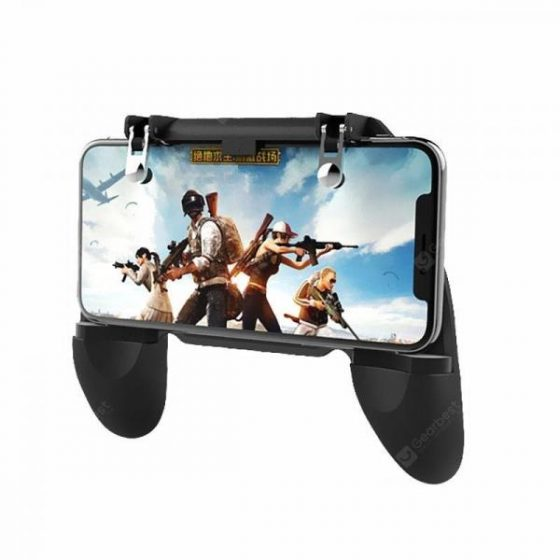 italiaunix-Mobile Game Controller Cellphone Trigger for PUBG  Gearbest