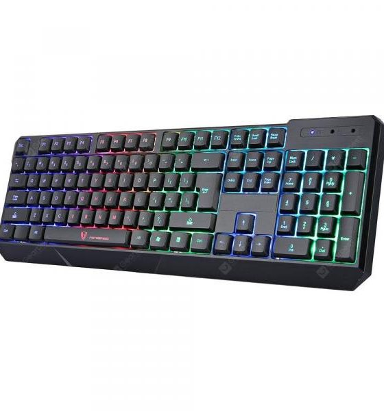 italiaunix-MotoSpeed K70L USB Wired Gaming Keyboard