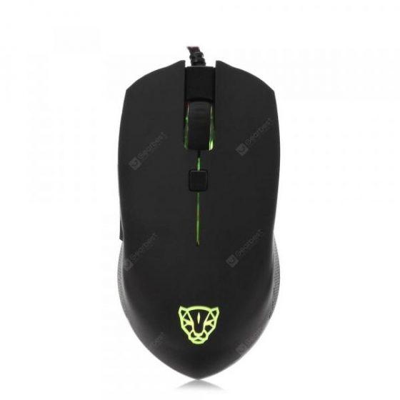 italiaunix-Motospeed V40 Electron-optical USB Gaming Mouse